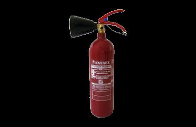 Extintor CO2-2KG-C2F