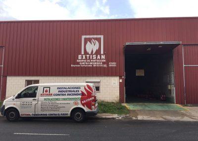 Instalaciones y vehículo