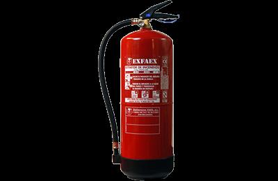 Extintor PI-12-ABC