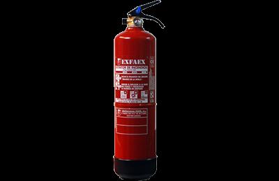 Extintor PI-3-ABC