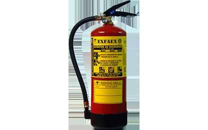 Extintor PI-6M