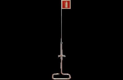 Soprte de tubo R 17T