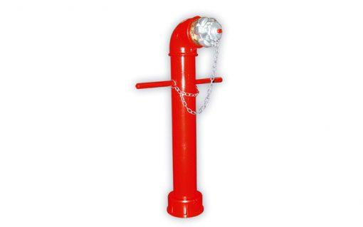 Hidrantes codo fijo