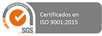 Certificados con ISO 9001:2015